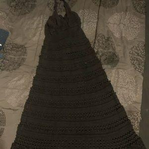 moda international crochet dress Victoria secrets